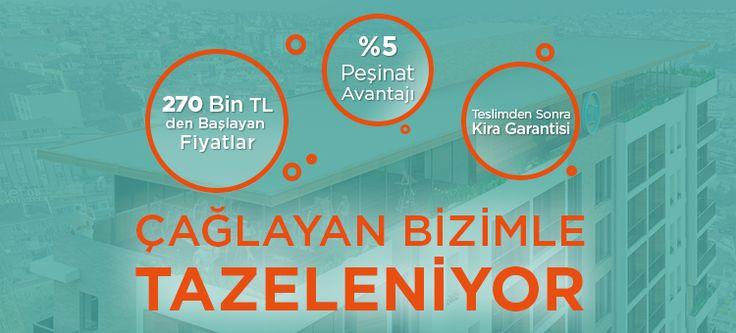 Mint, dinamik yapısı çağdaş bakış açısıyla İstanbul Çağlayan'da yeni bir projeyi hayata geçiriyor. Kentsel dönüşümün en etkili olduğu bölgelerden Kağıthane'de hayata geçirilen projede büyüklükleri 35 ila 77 metrekare arasında değişen 1+0 ve 1+1 şeklinde dizayn edilmiş 140 konut bulunuyor. #mint #emlak #konut