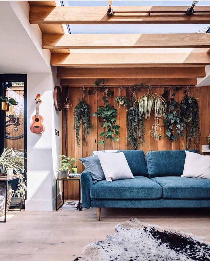 The stunning biophilic home of @thewoodenhill | Trending ...