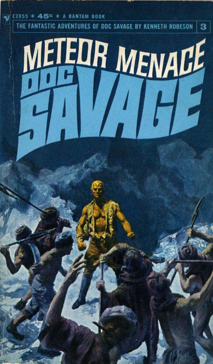 Doc Savage 3 - Meteor Menace