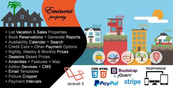 Eminent - Vacation Rental, Property Listing, Real Estate Portal, PHP Script - https://codeholder.net/item/php-scripts/eminent-vacation-rental-property-listing-real-estate-portal-php-script