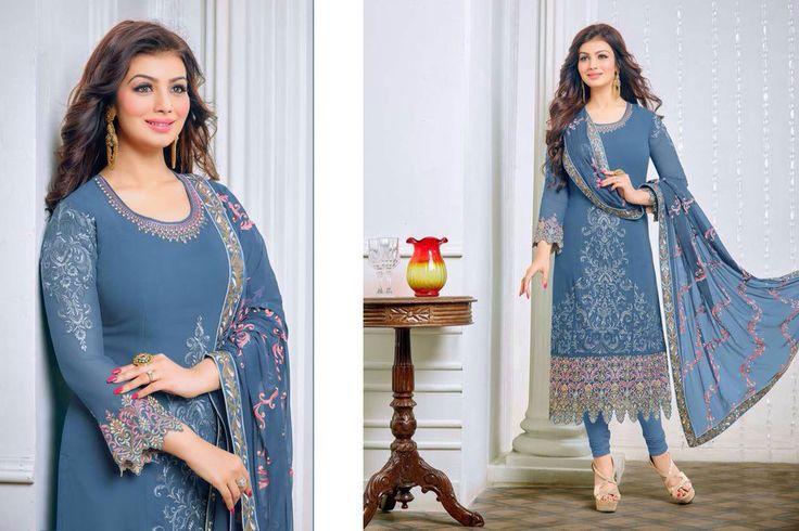 Indian Partydress Ethnic Suit Designer Bollywood Pakistani Salwar Anarkali 2098 #KriyaCreation #PakistaniSuit