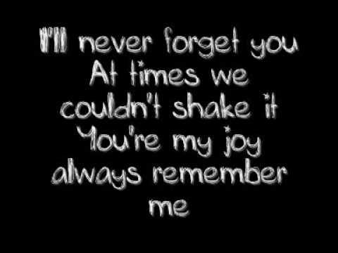 The Noisettes - Never Forget You [lyrics]