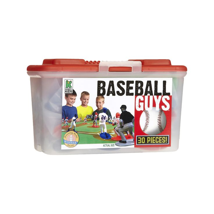 Kaskey Baseball Guys, Mini Figures