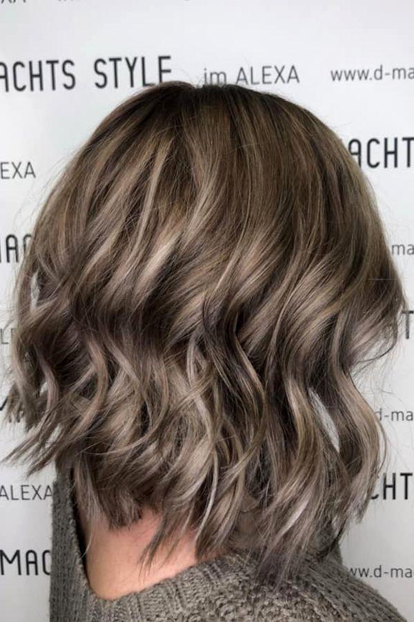 Hair Trends 2019 Warm Grey Hair Color D Machts Style Alexa