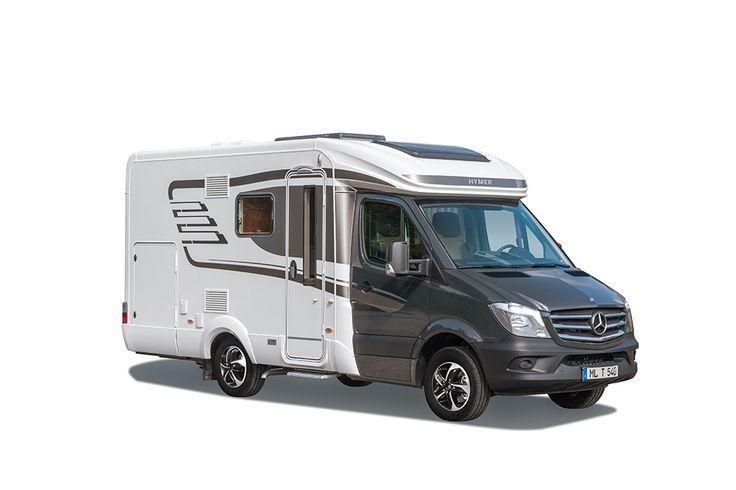 HYMER ML-T - Frontansicht - Wohnmobil - Reisemobil - teilintegriert