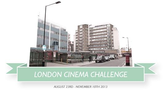 Competition London Cinema Challenge