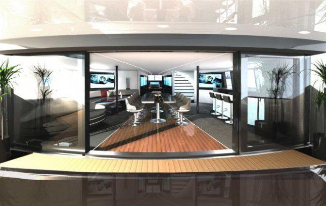 Porsche Design Catamaran Yacht Main-Salon-on-the-luxury-catamaran-yacht-Porsche-Design-665x421