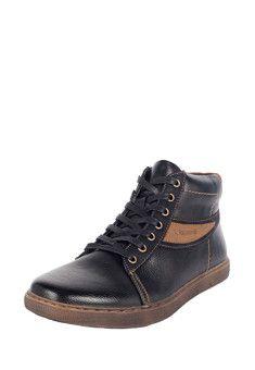 Ботинки мужские демисезонные 26010580 по цене 2 599 р в магазине обуви и аксессуаров kari.