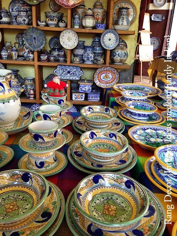 62 best images about artesanias mexicanas on pinterest for Artesanias de espana