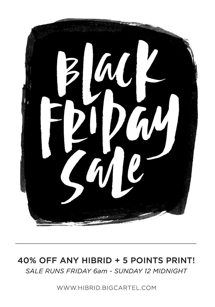 AT THE MOMENT | BLACK FRIDAY SALE!!!