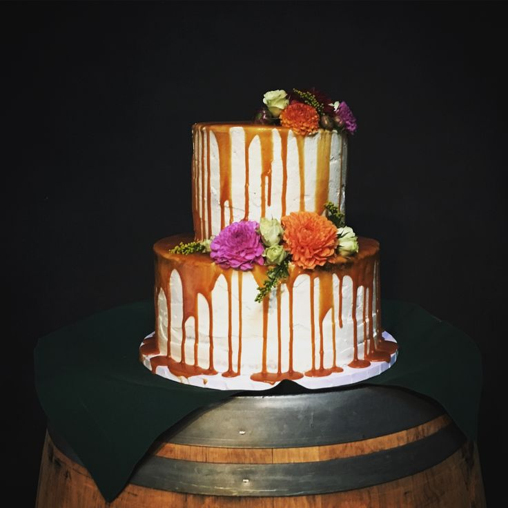 London Fog #weddingcake Chocolate Cake Infused With