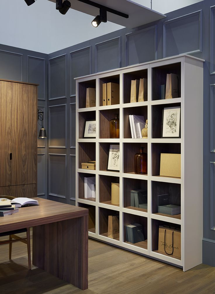 Teddy Edwards at Grand Designs Live 2015 #handcrafted #bespoke #kitchens #British #bedrooms #granddesigns #study