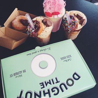 Doughnut Time - Fortitude Valley, Brisbane   17 Epic Australian Milkshakes To Add To Your Bucket List