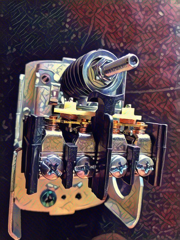 pressure switch Air compressor repair, Air compressor