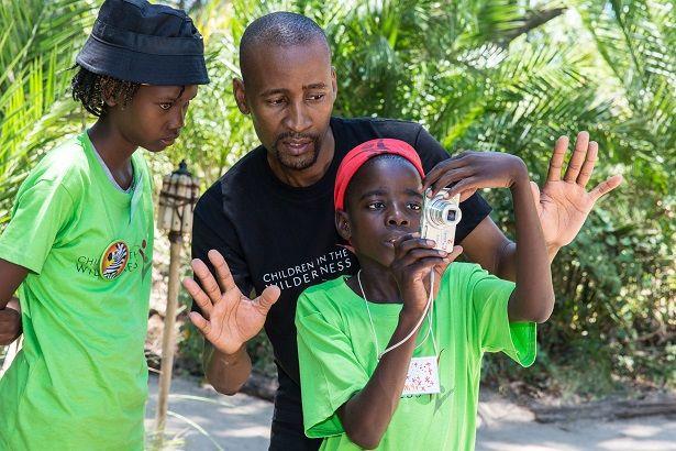 Wilderness Safaris: Highlights of 2017 - Children in the Wilderness programme