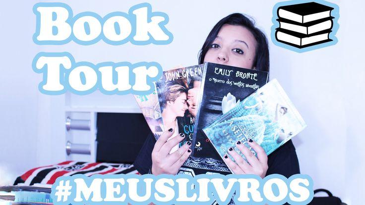 BookTour - Meus livros    Uma Menina Moderna por Nayara Felix