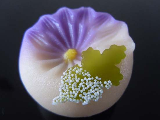 Wagashi - Japanese Confectionery