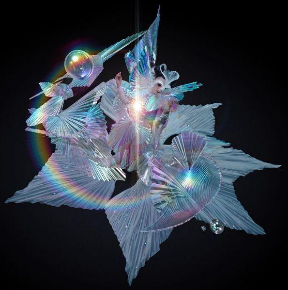 Vem aí novo single de Björk