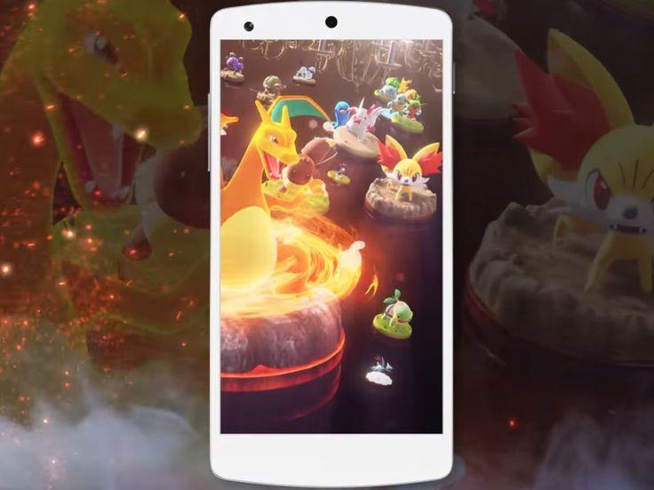 New Pokemon Mobile Game Announced