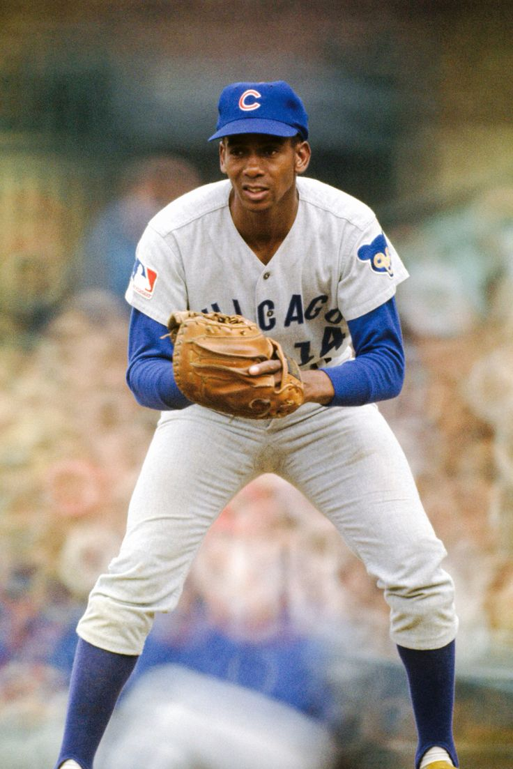Ernie Banks - Chicago Cubs