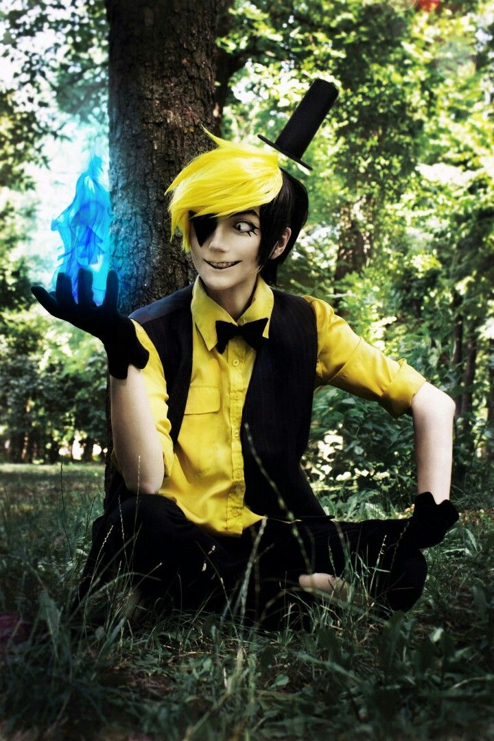 Bill Cipher *COSPLAY*