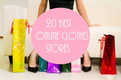 20 of the best international online clothes shops! Numbers 5 and 17 are particularly cute! Really cheap, cute clothes!