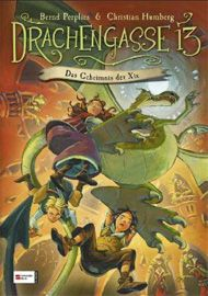 Wieder einmal eine spannende Geschichte mit den vier Freunden aus der Drachengasse 13 – fantastisches Lesevergnügen ist garantiert!
