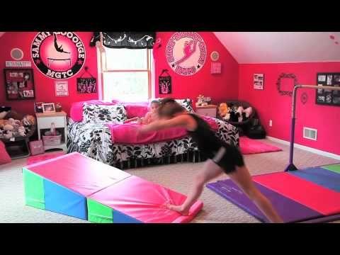 25 Best Gymnastics Room Ideas On Pinterest Gymnastics