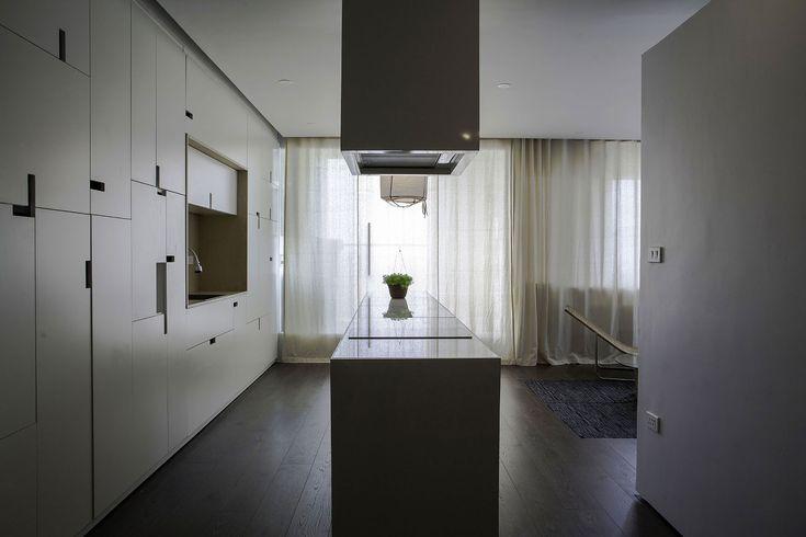Apartment Renovation under Hanoi Interior Among White Kitchen Furniture Design Ideas as Home Inspiration To Your House