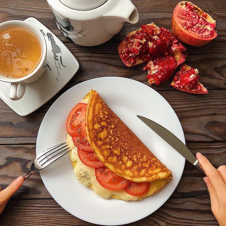 Завтрак В Диете.
