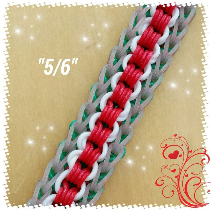 """Made with the Monster Tail.  *Zuzu* New """"5/6"""" Bracelet/ How To Tutorial"""