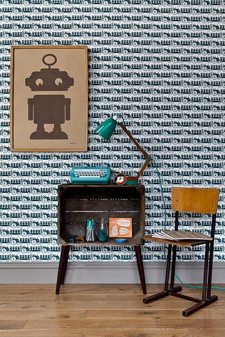 Ajoutez des pieds à une caisse en bois et ça devient un meuble de salon