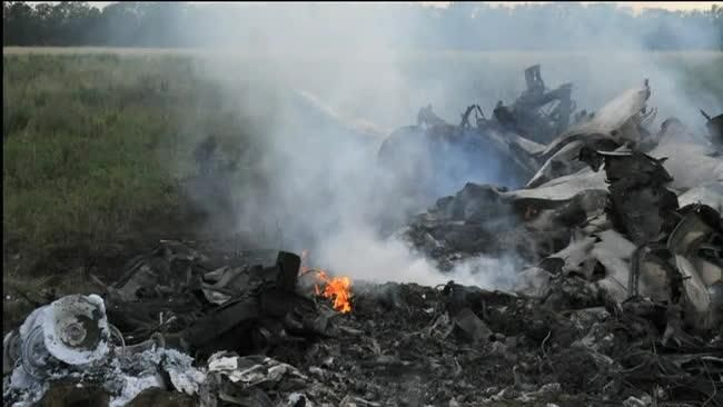 Russian rebels are 'likely responsible' for shooting down Malaysia Airlines Flight MH17 over the Ukraine