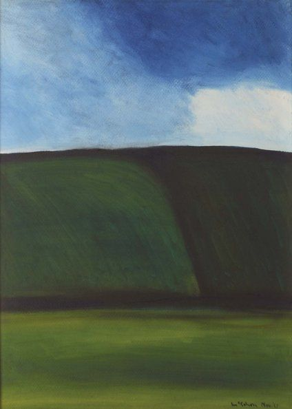 Colin  McCahon - Buttercup Fields Forever