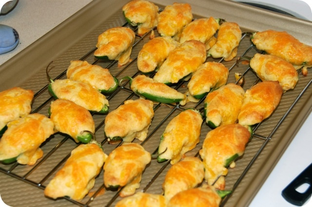 Jalapeno Cornbread Poppers  this is recipe