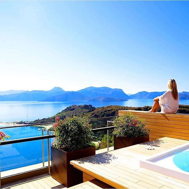 D-Hotel Maris in Marmaris, Turkey. Beautiful! 🔹 Via: @travel.tv 🔹 Tag #worldtravelbook to be featured. 🔹 Follow my personal account @sharqawii #travel #YOLO #photooftheday #picoftheday #nature #tagsforlikes #instagram #bestoftheday #life #love #photo #gopro #summer #followforfollow #likeforlike