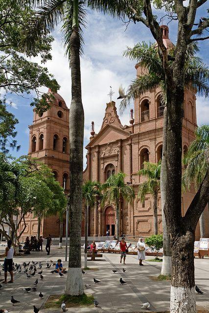 Santa Cruz de la Sierra Square, Bolivia