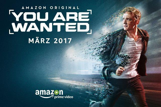 Amazon veröffentlicht den ersten Trailer der Amazon Original Thriller-Serie You Are Wanted von und mit Matthias Schweighöfer. Alle sechs Episoden der ersten deutschen Serie eines Video-Streaming-Dienstes sind ab März 2017 exklusiv auf Amazon Prime Video verfügbar.Neben Hauptdarsteller, ...