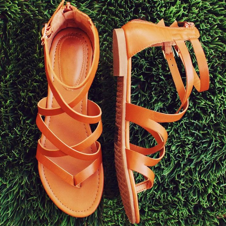 Jeta Gladiator Sandals - Tan