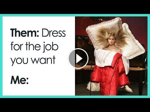Hilarious Fashion Memes 480