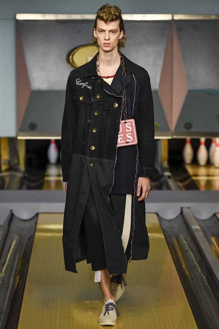 Miharayasuhiro Spring 2017 Menswear Fashion Show