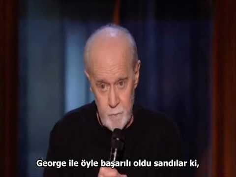 George Carlin - Tanrı Amerika'yı Kutsasın - Türkçe Altyazılı