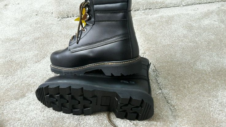 Steel Toe Cap Boots Vs Composite Toe Boots?