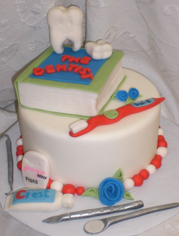 Images Of Cakes For Dentists