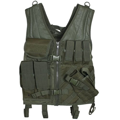 Surviving In Style - Fox Outdoor Cross Draw Vest, $59.99 (http://www.survivingnstyle.com/featured-products/fox-outdoor-cross-draw-vest/)