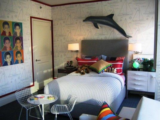 Simple Boys Room Ideas   Real House Design