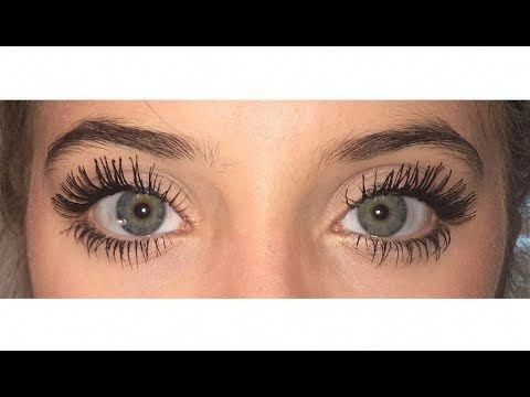 2696dc1ed3e Mascara Tutorial for INSANE Lashes! | Shayna Greer - YouTube  #naturalmakeuptutorial