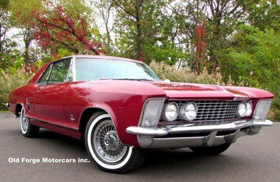 For Sale: 1964 Buick Riviera | RacingJunk.com