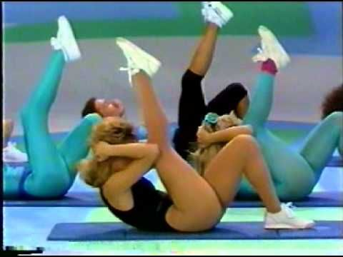 Hooray I found it! The old Denise Austin Non-Aerobic Trim and Tone Workout from YEARS ago!