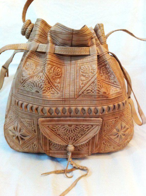 moroccan leather bag womens handbag purse shoulder bag messenger wallet hobo cross body